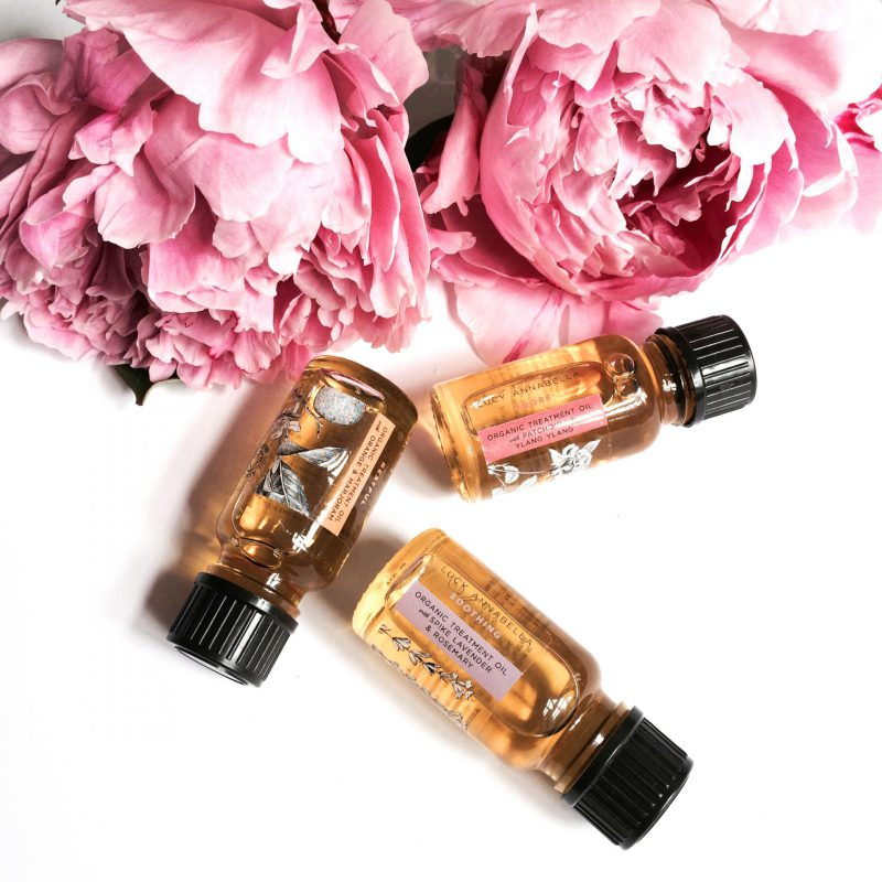 Lucy Annabella Treatment Oils