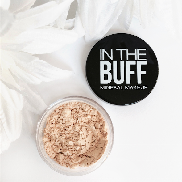 In The Buff Mineral Makeup Highlighter