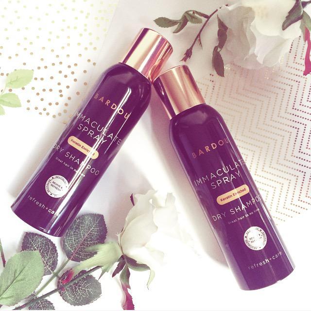 Bardou Immaculate Spray Dry Shampoo