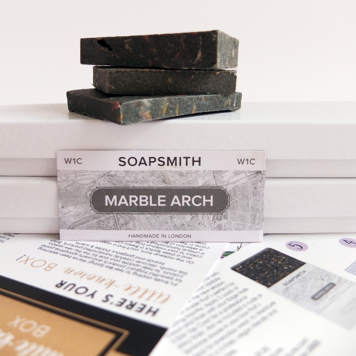 Soapsmith Marble Arch