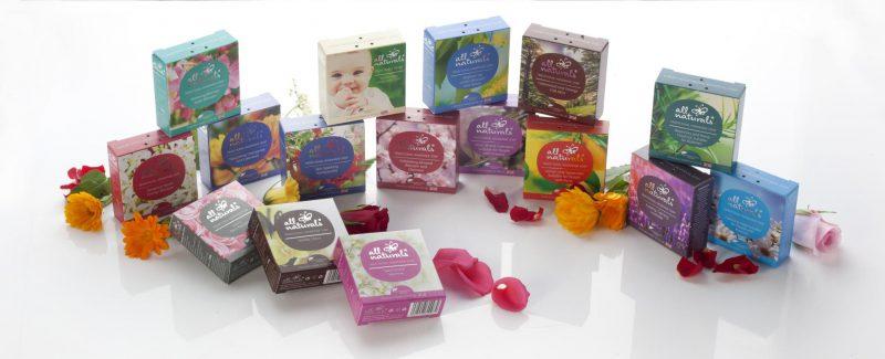All Naturals Handmade Soap