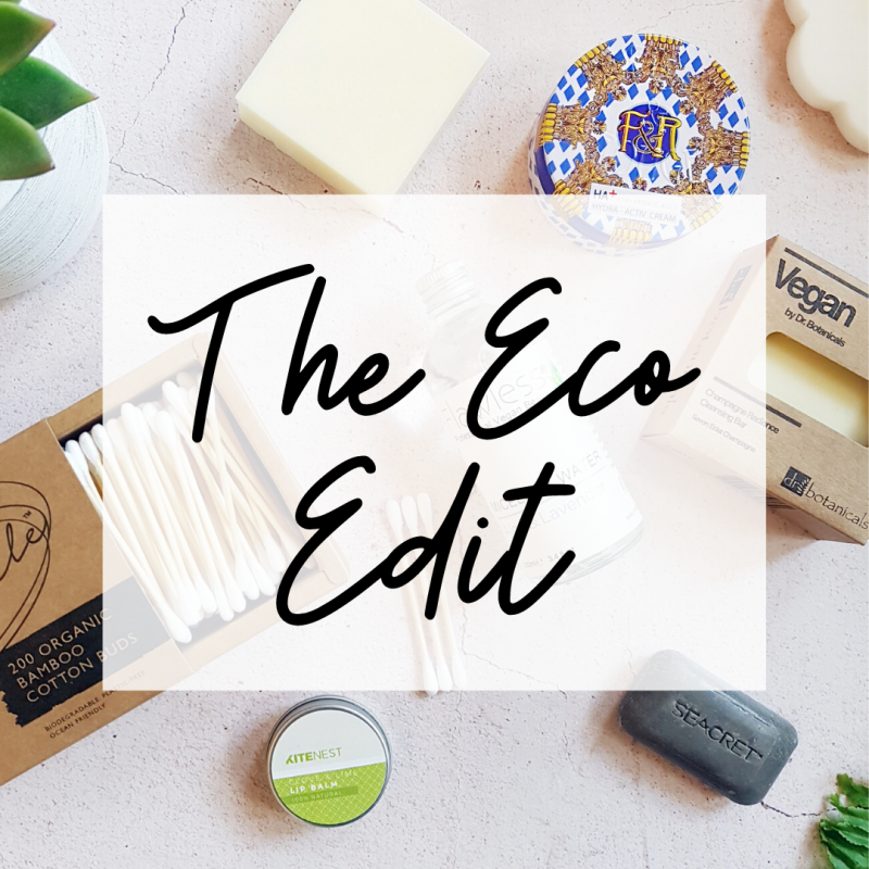 Little-Known Box March 2020: The 'Eco Edit'