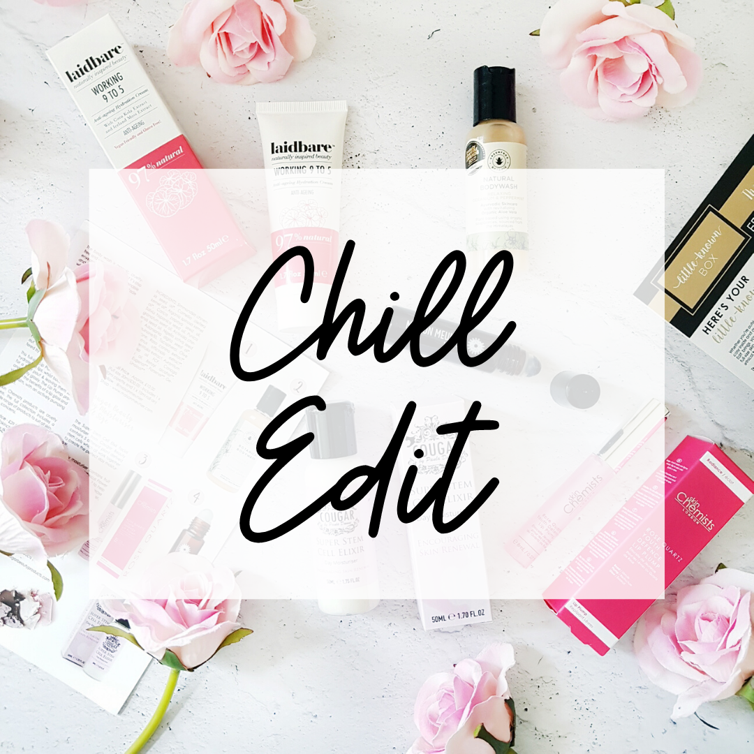 Little-Known Box February 2020: The 'Chill Edit'